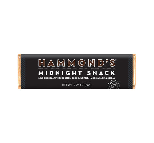 Midnight Snack Milk Chocolate Bar