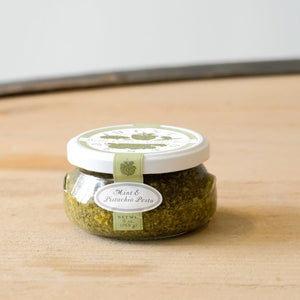Mint Pistachio Pesto
