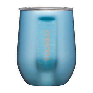 Moonstone Metallic Stemless