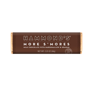 More S'mores Milk Chocolate Bar