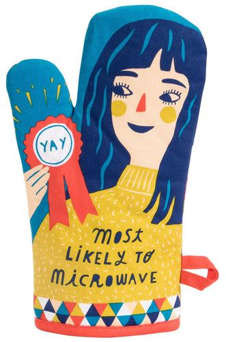 Most Likely To Microwave Oven Mitt