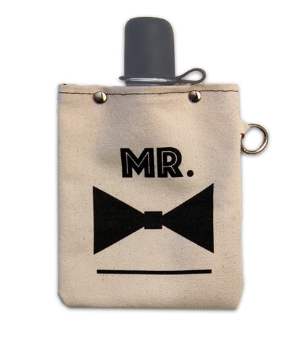 Mr. Canvas Flask