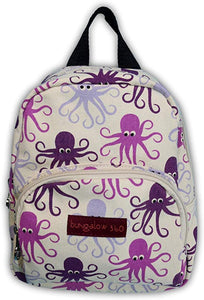 Octopus Canvas Kids Backpack