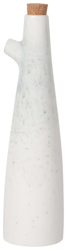 Grey & White Oil Cruet