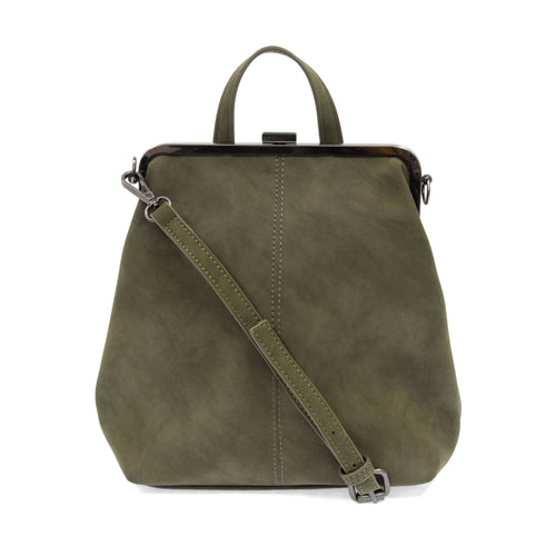 Olive Phyllis Purse & Backpack
