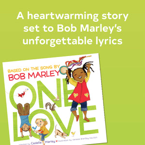 One Love Board Book by Cedella Marley