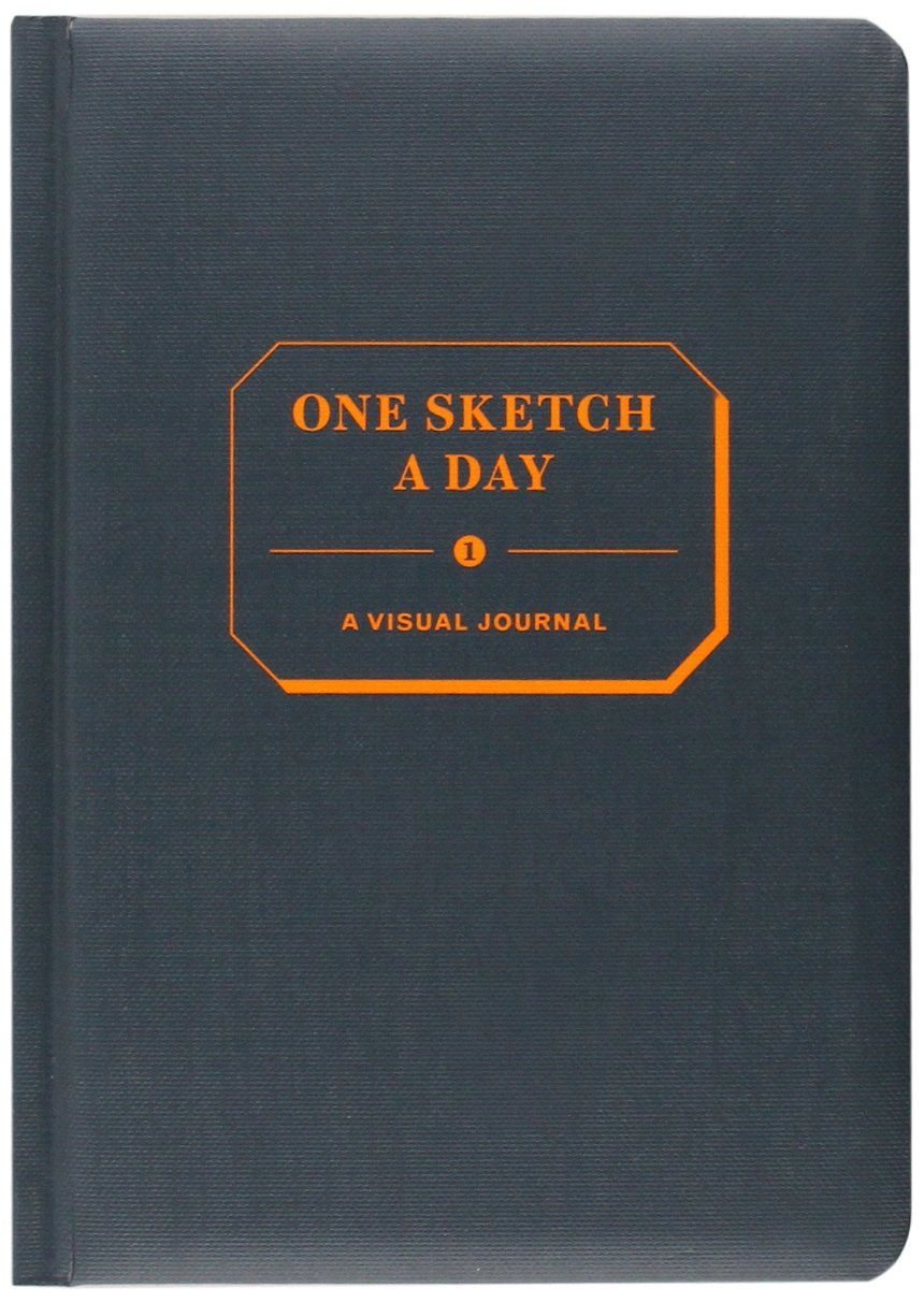 One Sketch a Day, A Visual Journal