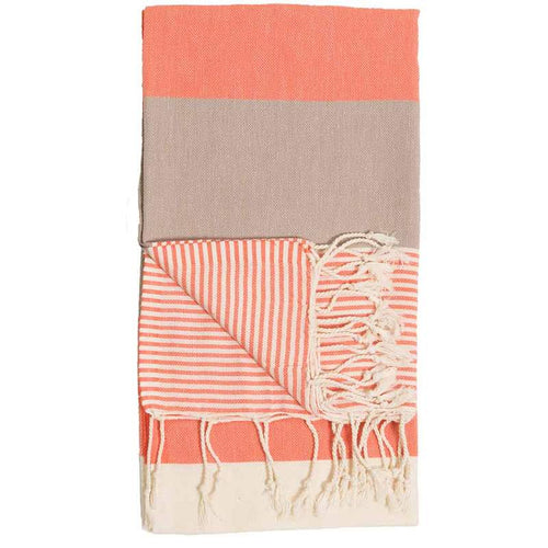 Peach Hawaii Turkish Towel