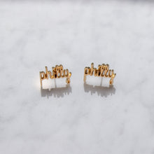 Load image into Gallery viewer, Philly Stud Earrings