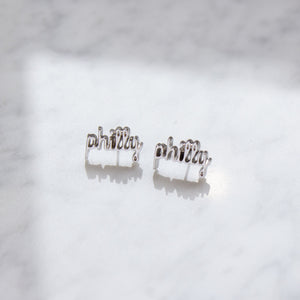 Philly Stud Earrings
