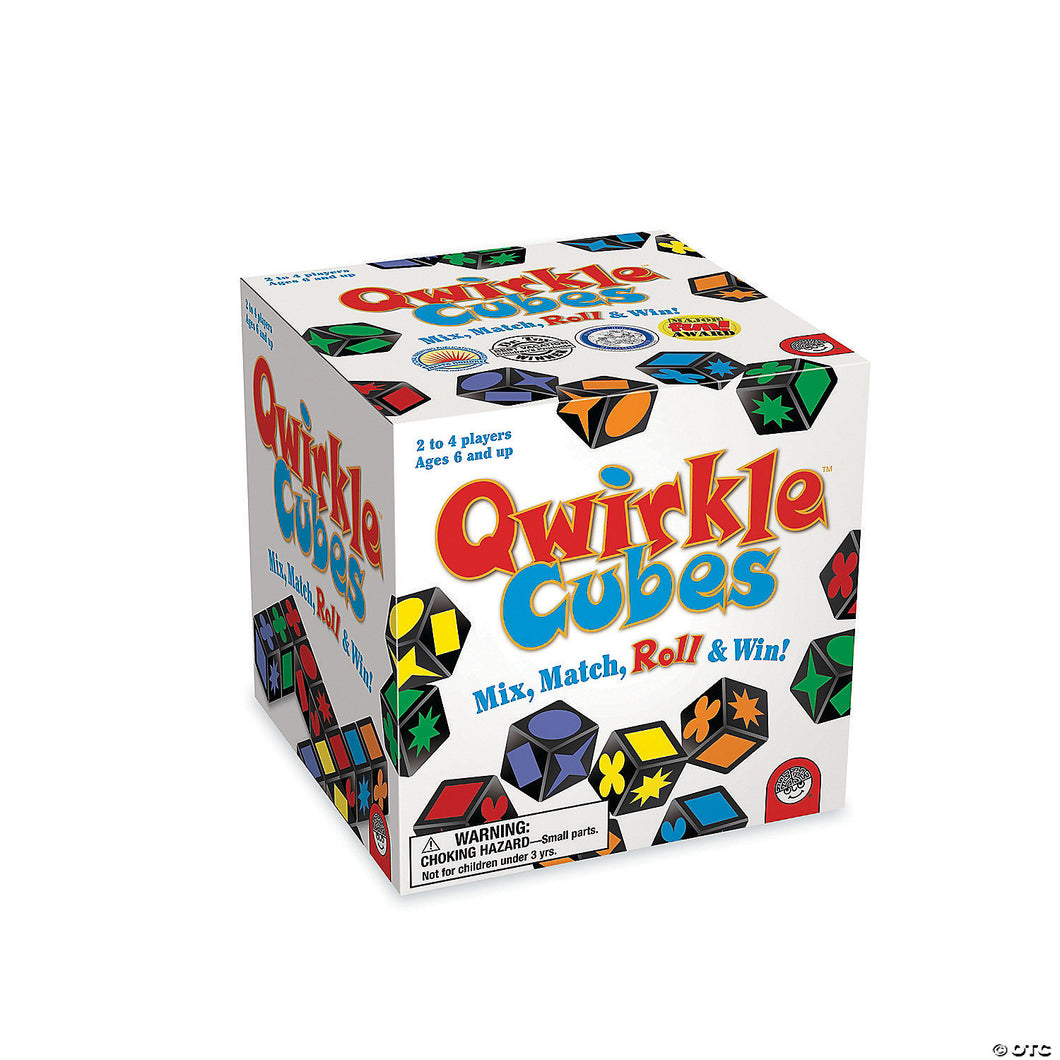 Qwirkle Cubes Game
