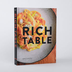 Rich Table by Sarah & Evan Rich