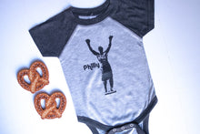 Load image into Gallery viewer, Rocky Baseball Onesie