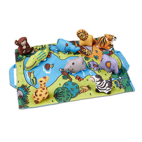 Take Along Safari Play Mat