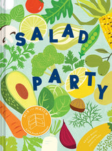 Load image into Gallery viewer, Salad Party the Cookbook