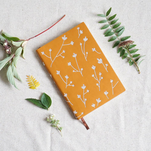 Samantha Softcover Notebook