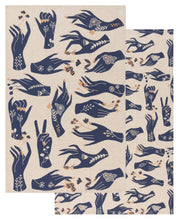 Load image into Gallery viewer, Show of Hands Tea Towels