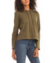 Load image into Gallery viewer, Skylar Sweatershirt in Dark Olive