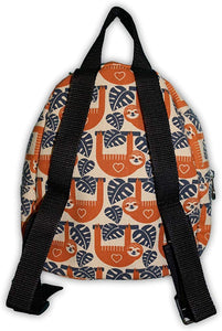 Sloth Canvas Kids Backpack