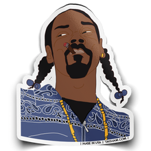 Load image into Gallery viewer, Snoop Dog Sticker