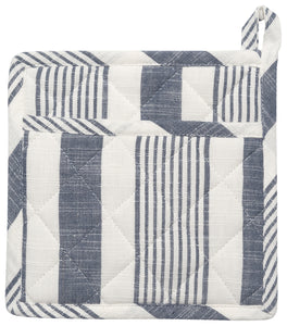 Marseille Striped Potholder