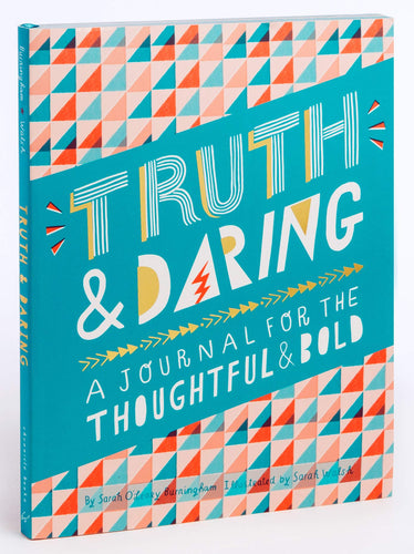 Truth & Daring, A Journal for the Thoughtful & Bold