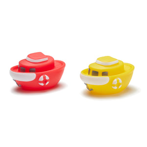 Tiny Tugboats Float Alongs