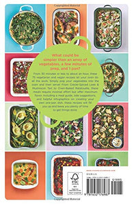 Vegetarian Dinner's In The Oven Cookbook