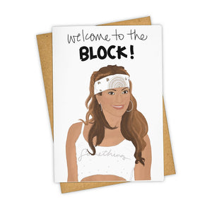 Welcome to the Block Card