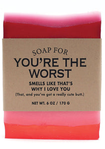 You're the Worst Soap