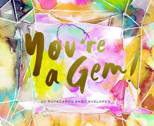 You're a Gem Notecards