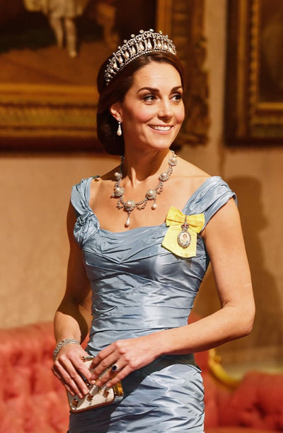 Kate Middleton Wore Rarest Jewelry Honor