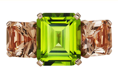 Peridot, The August Birthstone of Influence and a Wonderful Year!