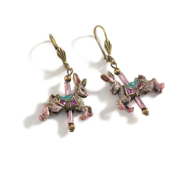 Swarovski Sparkle Southampton Animal Earrings - Joy of London Jewels