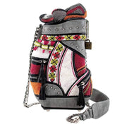 Handmade Golf Club Handbag - Joy of London Jewels
