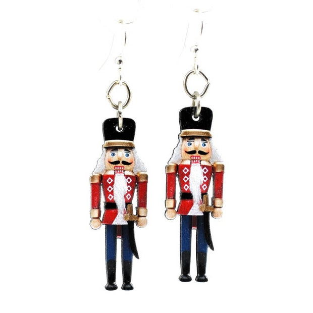 Nutcracker Earrings - Joy of London Jewels