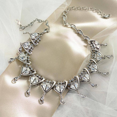 Le Dormier, The Vintage Bridal Necklace - Joy of London Jewels