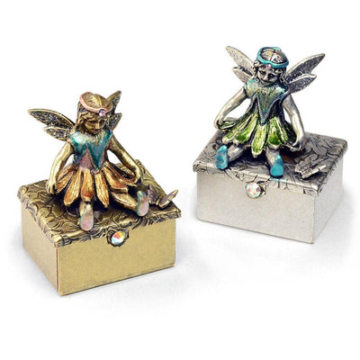 Victorian Fairy & Butterfly Keepsake Box - Joy of London Jewels