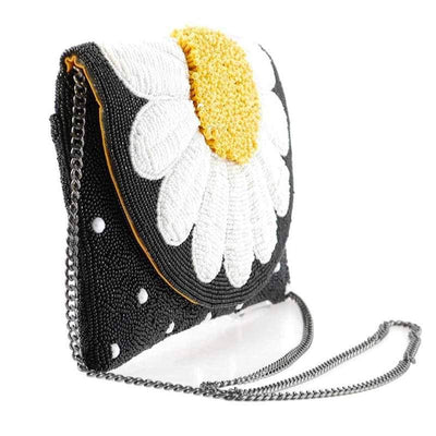 "Handmade ""Don't Eat The Daisy's"" Handbag - Joy of London Jewels"