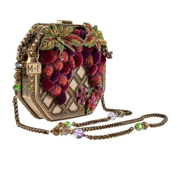 Handmade Grape Crush Vineyard Handbag - Joy of London Jewels
