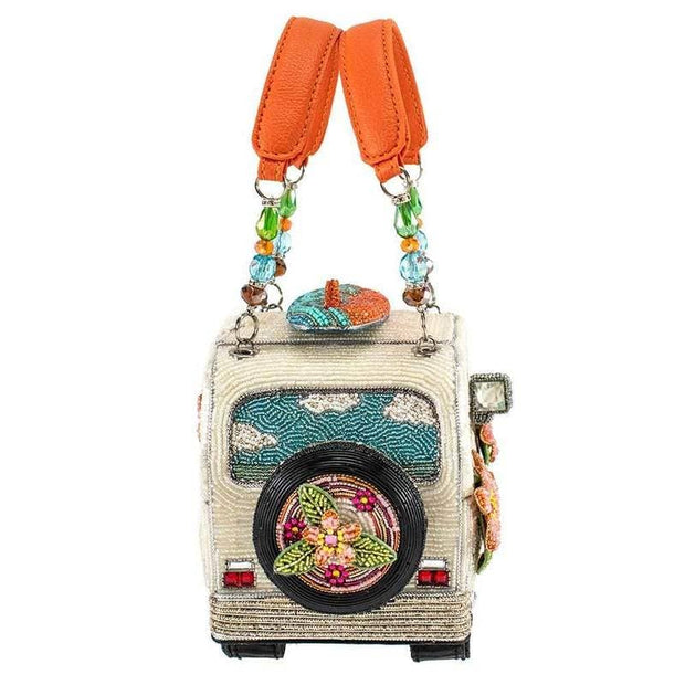 "Handmade ""The Surf's Up"" Retro Car Handbag - Joy of London Jewels"