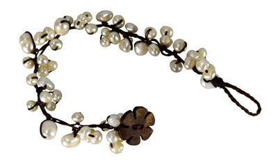 Elegant Natural Fresh Water Pearl Bracelet