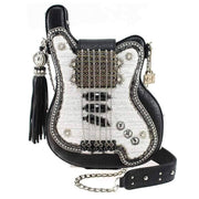 Handmade Your Greatest Hits Guitar Rock & Roll Handbag - Joy of London Jewels