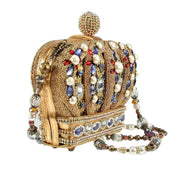 Handmade The Royal Crown Handbag - Joy of London Jewels