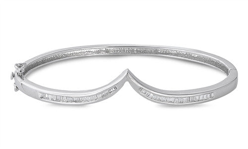 Royal Bangle Bracelets - Joy of London Jewels