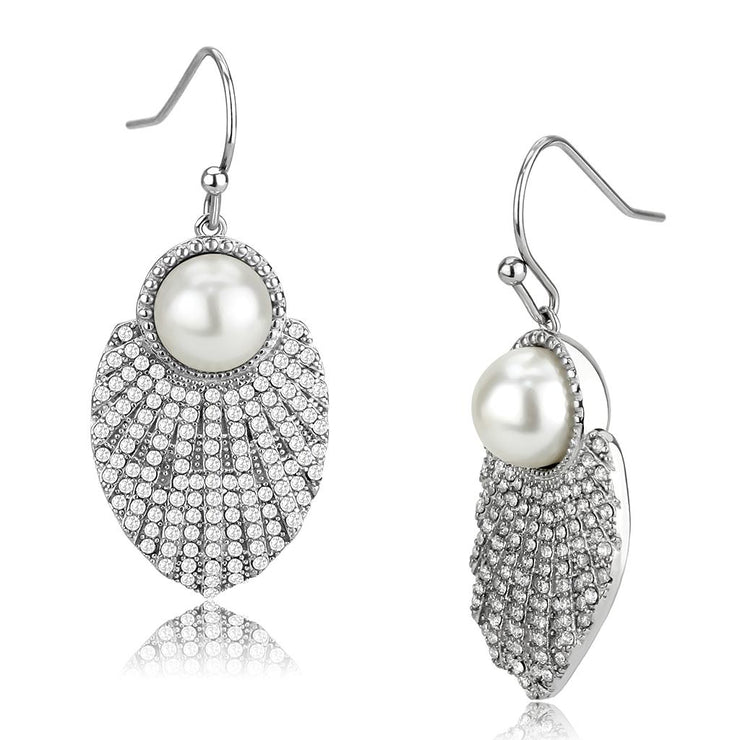 Art Deco Pearl Earrings - Joy of London Jewels