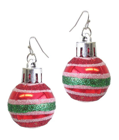 Christmas Ornament Christmas Earrings