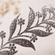 Leaf and Floral Wedding Tiara - Joy of London Jewels