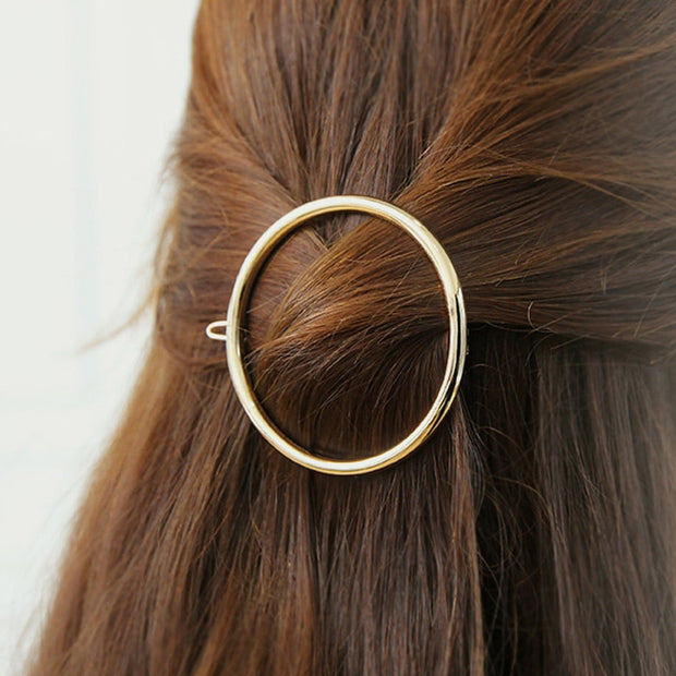 SALE   Women Fashion Hair Accessories Gold