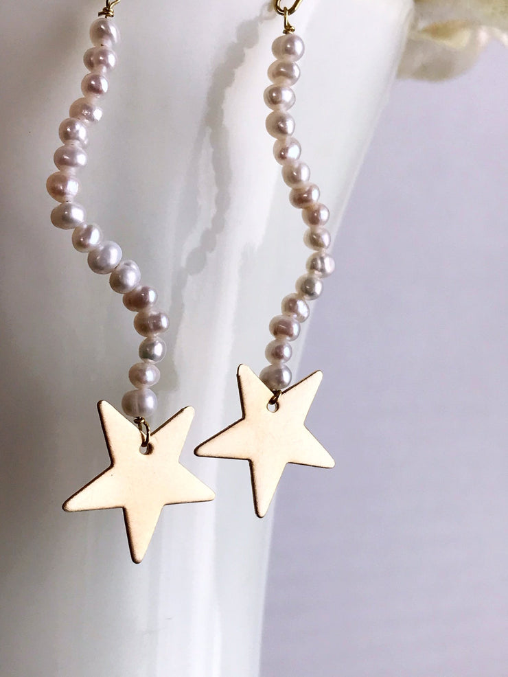 Shooting Star Earrings - Joy of London Jewels